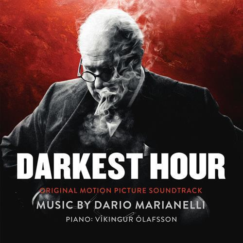 Dario Marianelli The War Rooms (from Darkest Hour) cover art