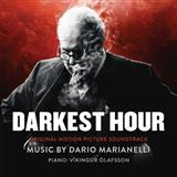 Dario Marianelli The Words Won't Come (from Darkest Hour) cover art