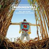 Rudimental These Days (featuring Jess Glynne, Macklemore and Dan Caplen) cover art