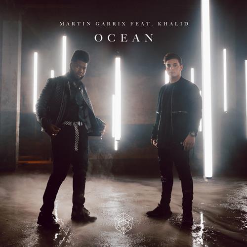 Martin Garrix Ocean (feat. Khalid) cover art