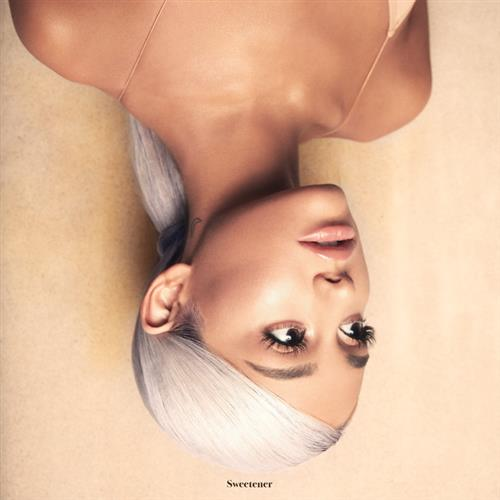 Ariana Grande God Is A Woman cover art