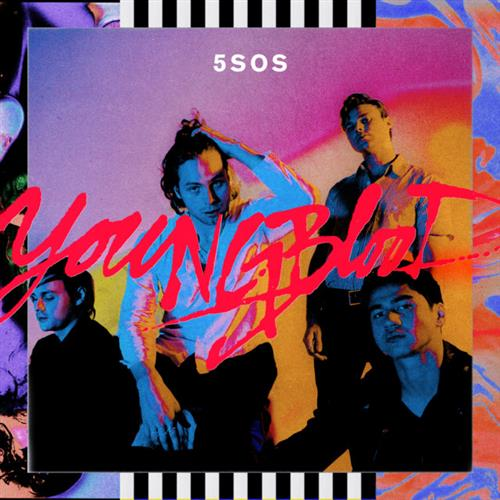5 Seconds of Summer Youngblood cover art