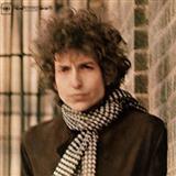 Bob Dylan Just Like A Woman l'art de couverture