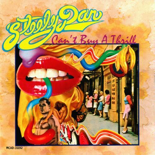 Steely Dan Reelin' In The Years cover art