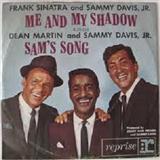 Dean Martin, Sammy Davis Jr Frank Sinatra Me And My Shadow cover art