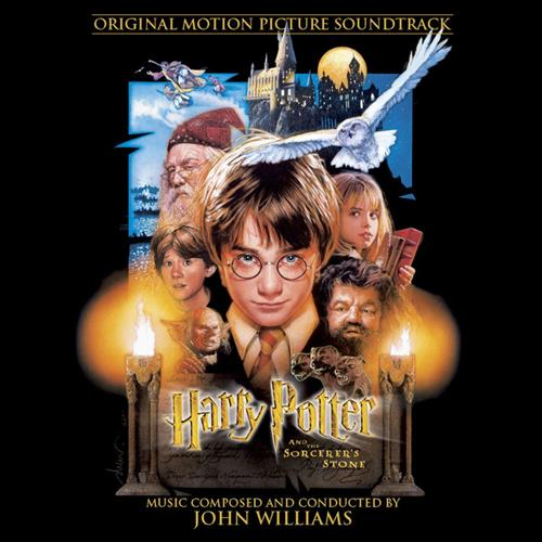John Williams Hedwig's Theme & Mr Longbottom Flies (from Harry Potter and the Philosopher's Stone) cover art