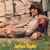 James Taylor Carolina In My Mind cover art