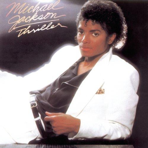 Michael Jackson Thriller cover art