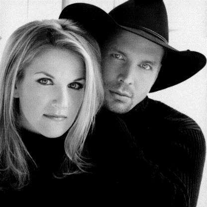 Garth Brooks With Trisha Yearwood Squeeze Me In cover art