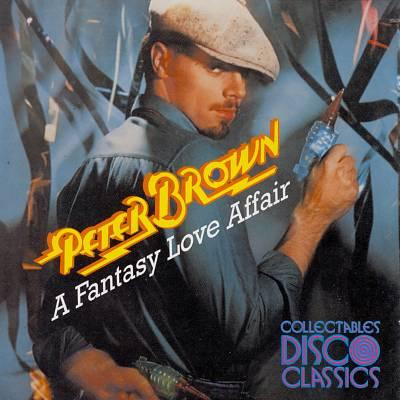 Peter Brown Dance With Me cover art