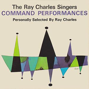 The Ray Charles Singers Love Me With All Your Heart (Cuando Calienta El Sol) cover art