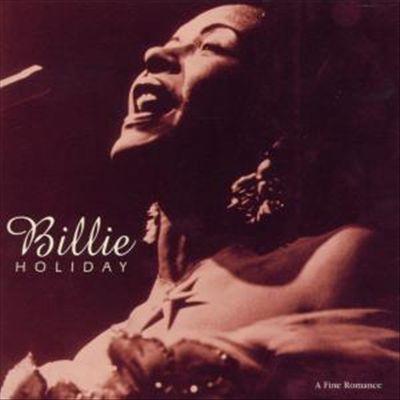 Billie Holiday A Fine Romance cover art