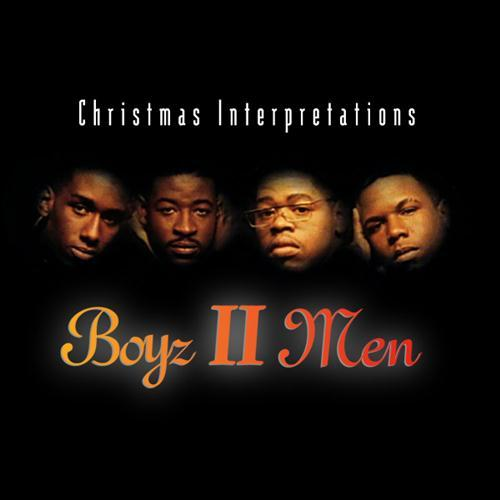 Boyz II Men You're Not Alone cover art