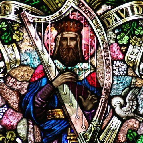 Davids Psalmen This Joyful Eastertide cover art