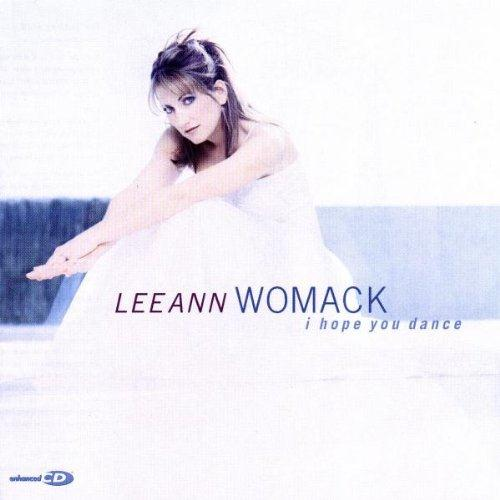 Lee Ann Womack with Sons of the Desert I Hope You Dance cover art