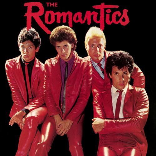 The Romantics What I Like About You cover art