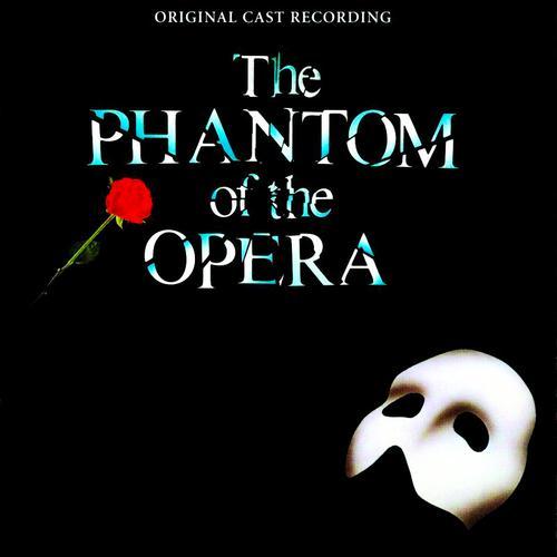 Andrew Lloyd Webber The Music Of The Night cover art