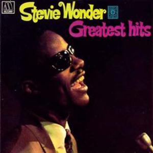 Stevie Wonder I'm Wondering cover art