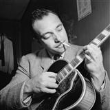 Django Reinhardt Limehouse Blues l'art de couverture