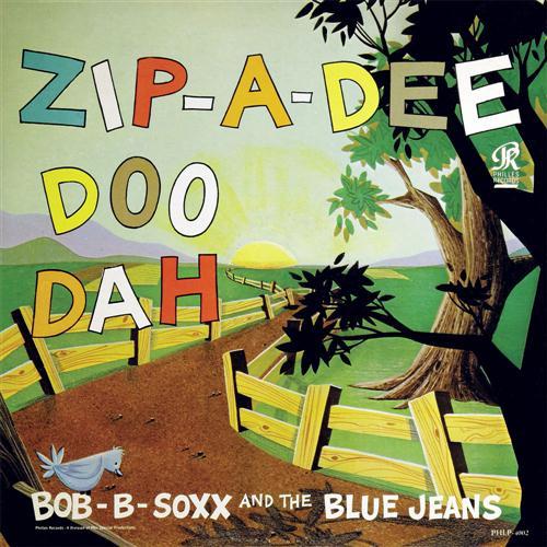 Ray Gilbert Zip-A-Dee-Doo-Dah cover art