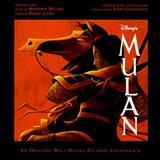 David Zippel Reflection (from Mulan) cover art