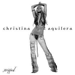Christina Aguilera Beautiful cover art