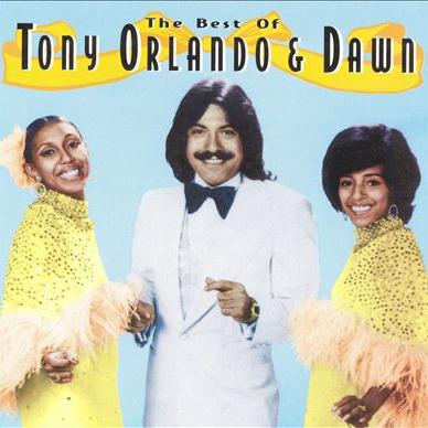 Tony Orlano & Dawn Knock Three Times cover art