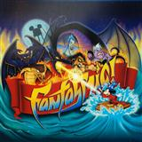 Fantasmic! Theme (from Disneyland Park and Disney-MGM Studios) Partituras