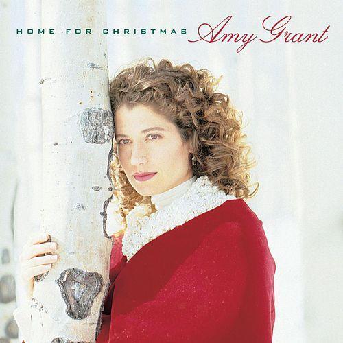 Amy Grant Grown-Up Christmas List cover art