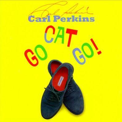 Carl Perkins Honey Don't cover art
