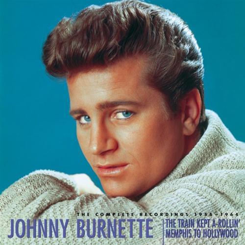 Johnny Burnett Train Kept A-Rollin' cover art