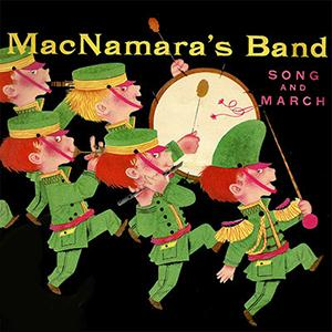 Shamus O'Connor MacNamara's Band cover art