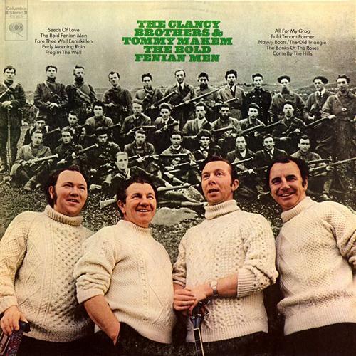 M. Scanlan Bold Fenian Men cover art