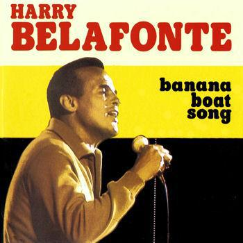 Jamaican Work Song The Banana Boat Song (Day-O) cover art
