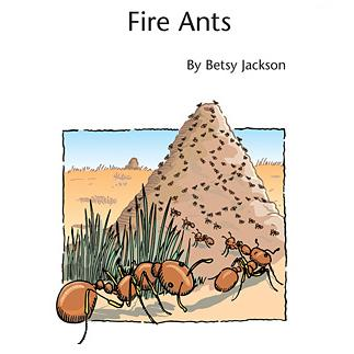 Betsy Jackson Fire Ants cover art