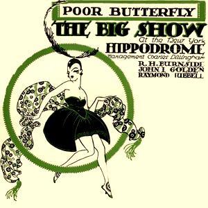 John L. Golden Poor Butterfly cover art