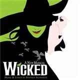 Stephen Schwartz - Defying Gravity (from Wicked)