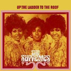 The Supremes Up The Ladder To The Roof cover art