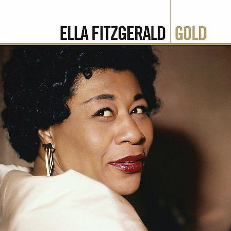Ella Fitzgerald Black Coffee cover art