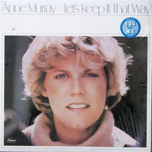 Anne Murray You Needed Me cover art