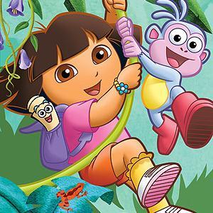 Josh Sitron Dora The Explorer Theme Song cover art