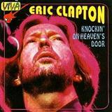 Eric Clapton Knockin' On Heaven's Door cover art