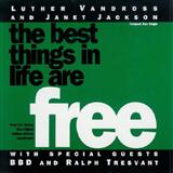 The Best Things In Life Are Free (Luther Vandross) Partituras Digitais
