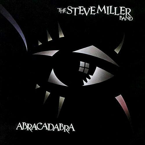 The Steve Miller Band Abracadabra cover art
