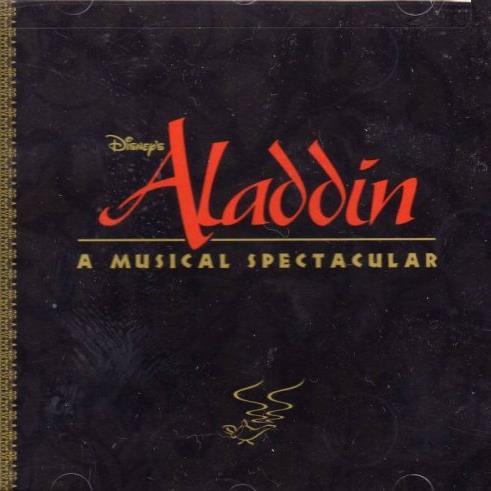 Peabo Bryson and Regina Belle A Whole New World (Aladdin's Theme) cover art