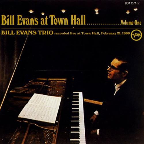 Bill Evans Make Someone Happy cover art