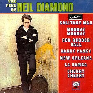 Neil Diamond Cherry, Cherry cover art