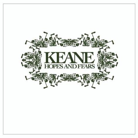 Keane Somewhere Only We Know cover art