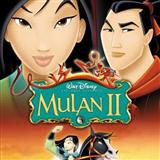 Lesson Number One (from Mulan 2) Digitale Noter