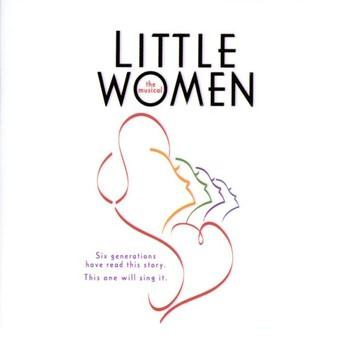 Mindi Dickstein Here Alone (from Little Women: The Musical) cover art